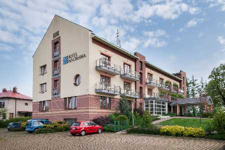 April hotel Panorama, Rychnov nad Kn�nou