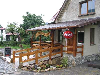 U Martina Pizza Restaurant, Řeka