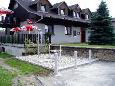 Penzion Pod Kozubovou - Restaurace, Milíkov
