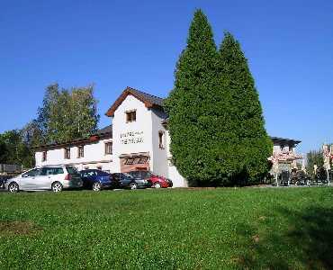 EuroAgentur Hotel Terasa - restaurace, Fr�dek - M�stek