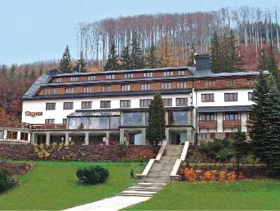 Hotel Troyer, Trojanovice