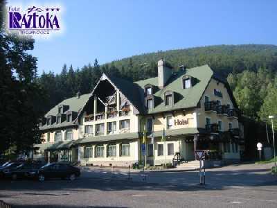 Hotel Ráztoka, Trojanovice